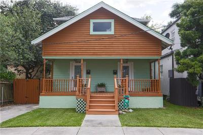 New Orleans Multi Family Home For Sale: 3714 Jena Street