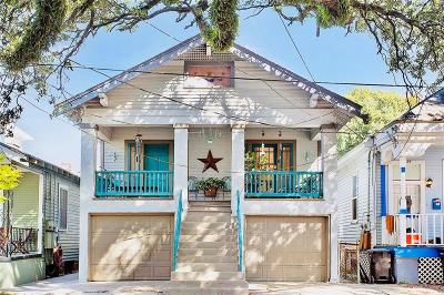 Multi Family Home For Sale: 7041 Magazine Street