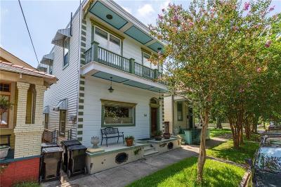 Single Family Home For Sale: 540 Olivier Street