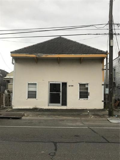 Single Family Home For Sale: 2748 Orleans Avenue