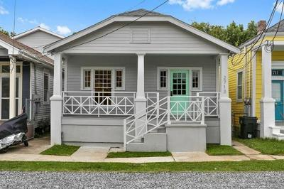 New Orleans Single Family Home For Sale: 2713 Valence Street