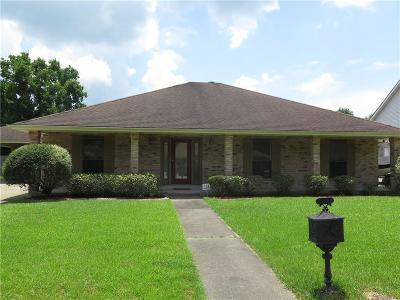 Single Family Home For Sale: 2716 Elm Lawn Drive