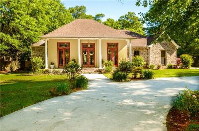 Slidell Single Family Home For Sale: 435 Autumnwood Road