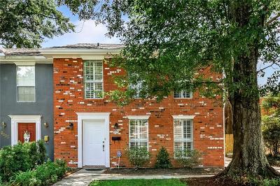 Townhouse For Sale: 2514 Fagot Avenue