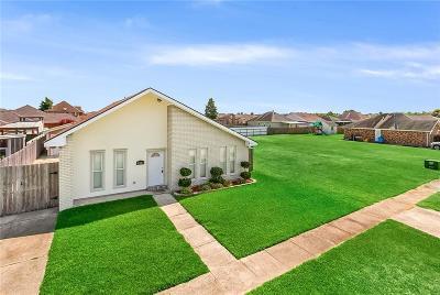 Mereaux, Meraux Single Family Home For Sale: 4313 E Genie Street