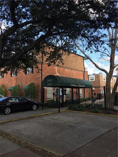 Multi Family Home For Sale: 3013 Ridgelake Drive #213