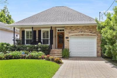 New Orleans Single Family Home For Sale: 5638 Orleans Avenue