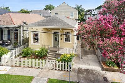 Single Family Home For Sale: 4214 Prytania Street