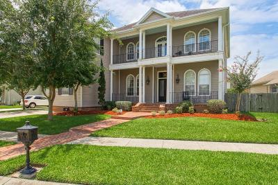 New Orleans Single Family Home For Sale: 30 Admiralty Court