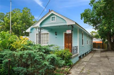 Metairie Single Family Home For Sale: 510 Canal Street