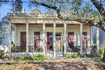 New Orleans Multi Family Home For Sale: 907 Washington Avenue #3