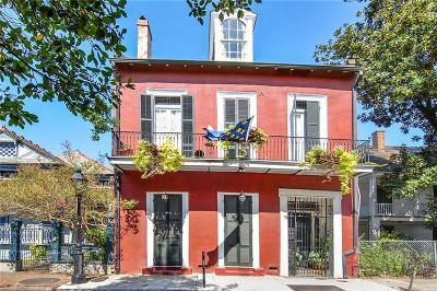 French Quarter Multi Family Home For Sale: 919 Governor Nicholls Street #3