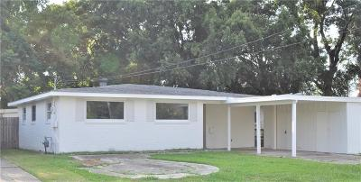 Metairie Single Family Home For Sale: 200 N Cumberland Street