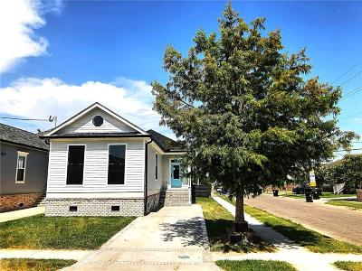 Single Family Home For Sale: 5901 Marigny Street