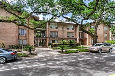 New Orleans Multi Family Home For Sale: 4007 St Charles Avenue #100