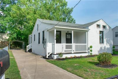 Kenner Single Family Home For Sale: 1018 Compromise Street