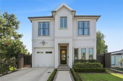 Metairie Single Family Home For Sale: 1350 Choctaw Avenue