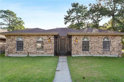 Metairie Single Family Home For Sale: 1601 Houma Boulevard