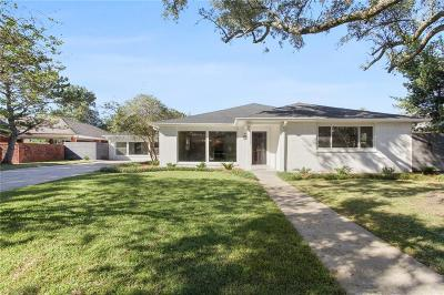 Single Family Home For Sale: 1755 Oriole Street