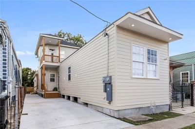 New Orleans Multi Family Home For Sale: 2822 1st Street