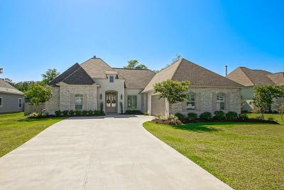 Madisonville Single Family Home For Sale: 549 Belle Pointe Loop