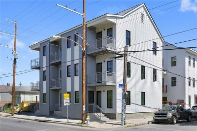 Multi Family Home For Sale: 3431 Chartres Street #3