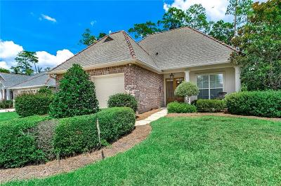 Madisonville Single Family Home For Sale: 636 Longue View Place