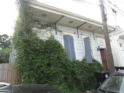 Single Family Home For Sale: 1609 S Saratoga Street