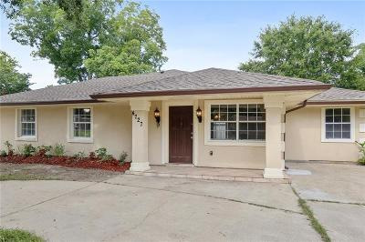 Single Family Home For Sale: 4727 Gawain Drive