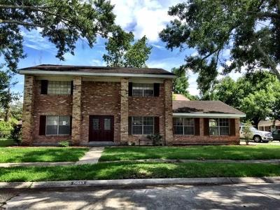 Single Family Home For Sale: 5613 Randolph Square