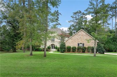 Madisonville Single Family Home For Sale: 360 Pencarrow Circle