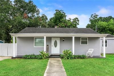 Single Family Home For Sale: 6028 Dorothea Street
