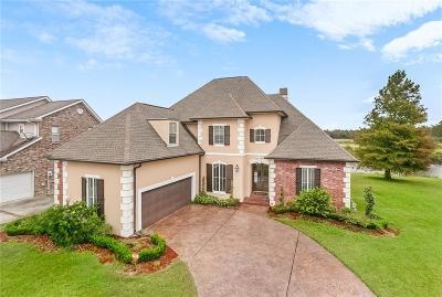 New Orleans Single Family Home For Sale: 150 Pinehurst Court