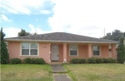 Single Family Home For Sale: 6746 Bamberry Street