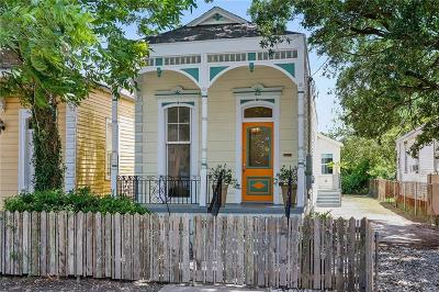 Single Family Home For Sale: 411 Homer Street
