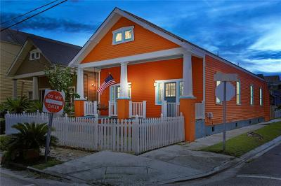 New Orleans Multi Family Home For Sale: 301-303 Morgan Street