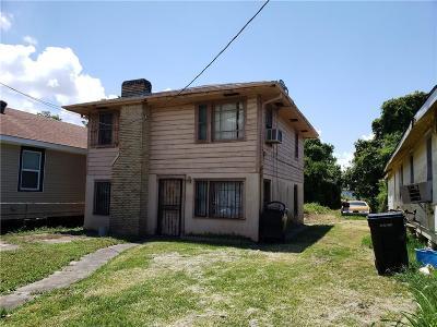 Single Family Home For Sale: 1213 L B Landry Avenue