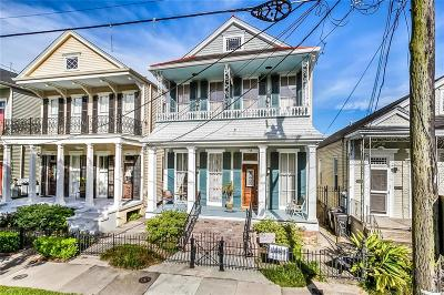 Single Family Home For Sale: 719 Henry Clay Avenue