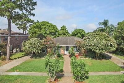 Single Family Home For Sale: 4004 Cleveland Place