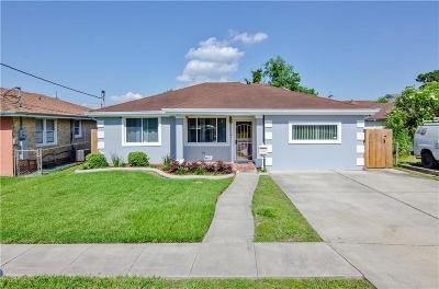 Single Family Home For Sale: 5213 Pasteur Boulevard