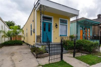 Single Family Home For Sale: 2512 Palmyra Street