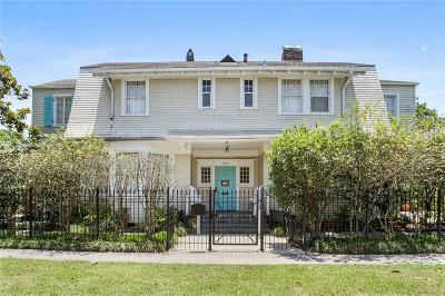 Single Family Home For Sale: 7304 Plum Street