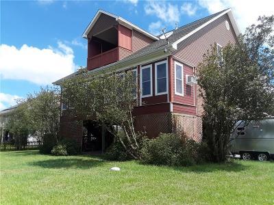 Slidell Single Family Home For Sale: 112 Bluegill Drive