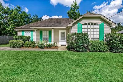 Single Family Home For Sale: 66085 Cypress Street