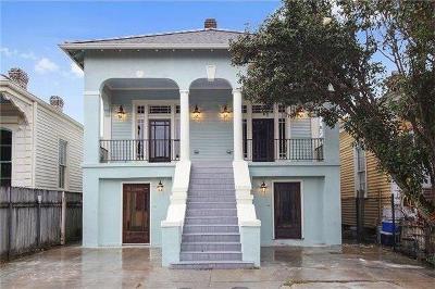 Jefferson Parish, Orleans Parish Multi Family Home For Sale: 2925 Constance Street #2925