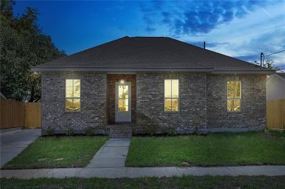 Kenner Single Family Home For Sale: 2109 Minnesota Avenue