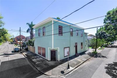 Jefferson Parish, Orleans Parish Multi Family Home For Sale: 400 Belleville Street