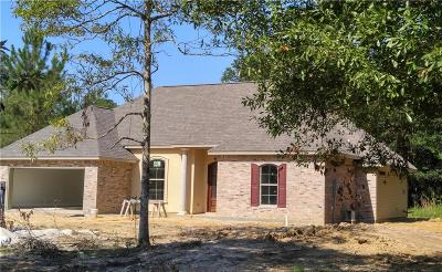 Single Family Home For Sale: 65415 Maple Street