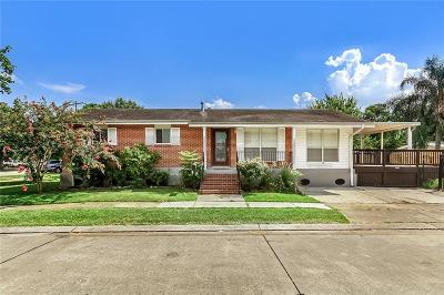 Metairie Single Family Home For Sale: 936 Trudeau Street