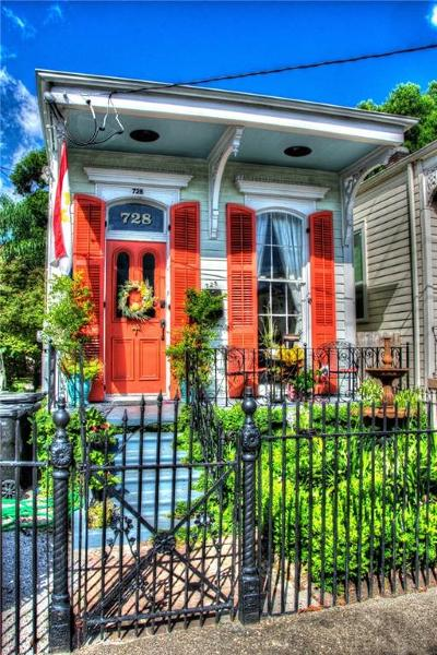 Single Family Home For Sale: 728 Fourth Street